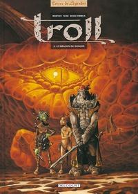Le Dragon du donjon / Jean-David Morvan ; Joann Sfar.     2 | Morvan, Jean-David