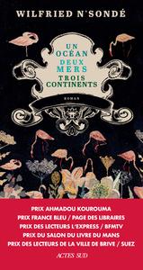 Un océan, deux mers, trois continents : roman / Wilfried N'Sondé | N'Sondé, Wilfried [Auteur]