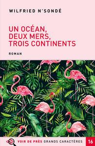 Un ocean, deux mers, trois continents / Wilfried N'Sondé | N'Sondé, Wilfried [Auteur]