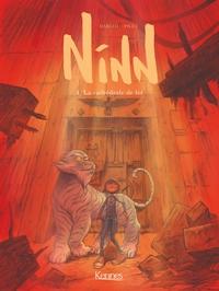 Ninn. 4, La Cathédrale de Fer | Pilet, Johan. Illustrateur
