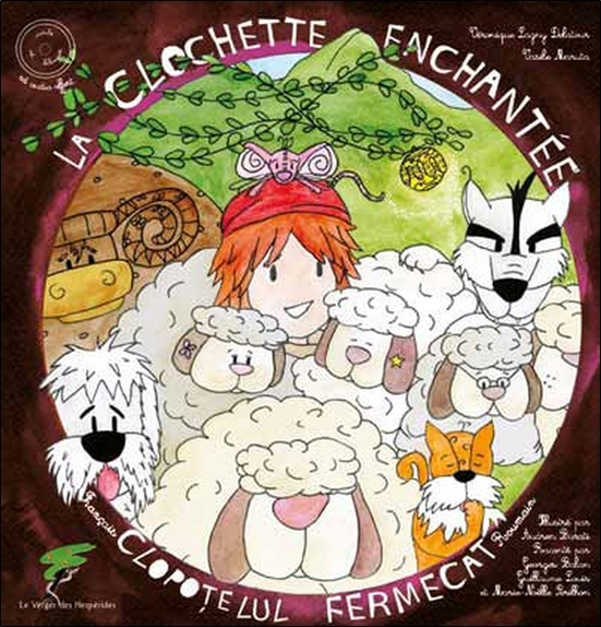 La Clochette Enchantee Francais Roumain Livre Cd