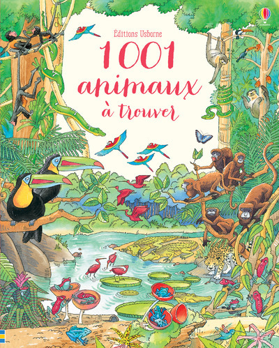 1 001 ANIMAUX A TROUVER