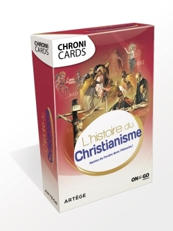 CHRONICARDS - L'HISTOIRE DU CHRISTIANISME