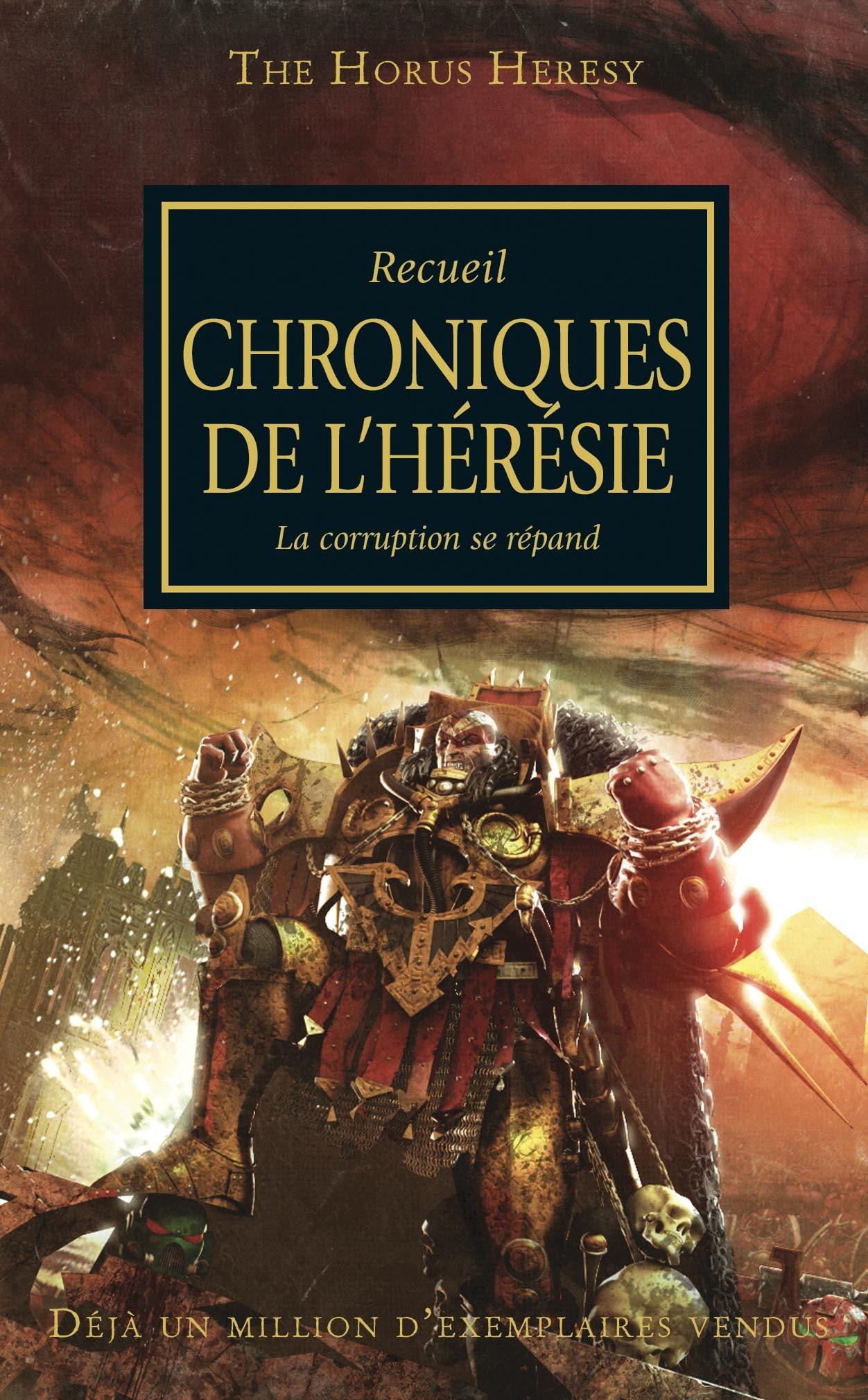 CHRONIQUES D'HERESIE