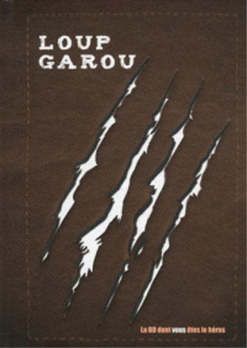 BLR LOUP GAROU - LA BD DONT VOUS ETES LE HEROS
