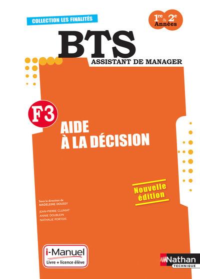 AIDE A LA DECISION BTS F3 LICE