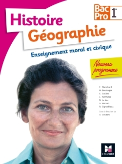 HISTOIRE-GEOGRAPHIE-EMC - 1RE BAC PRO