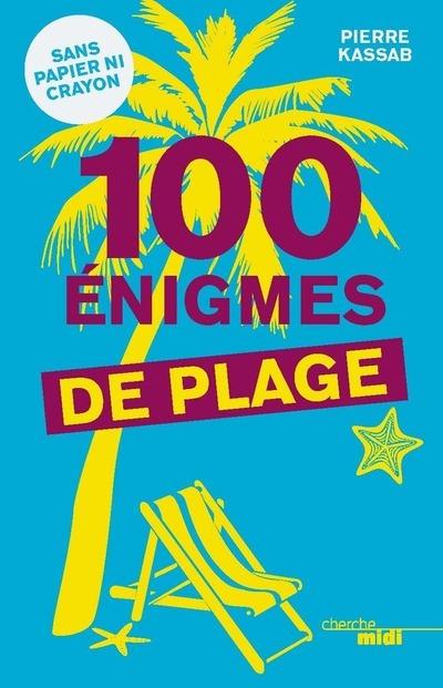 100 ENIGMES DE PLAGE