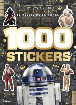 STAR WARS, 1000 STICKERS