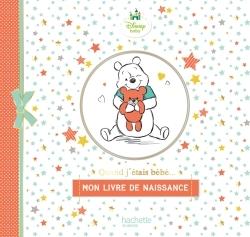 DISNEY BABY, LIVRE DE NAISSANCE