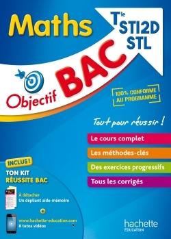 OBJECTIF BAC - MATHS TERM STI2D/STL
