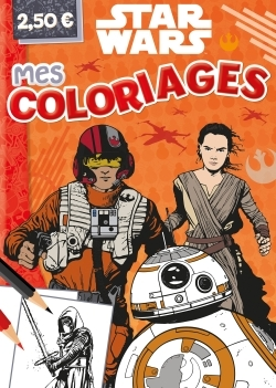 STAR WARS, MES COLORIAGES