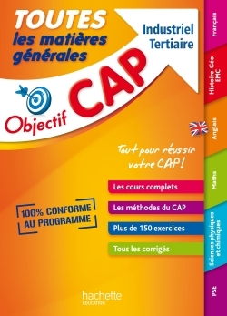 OBJECTIF CAP - TOUTES LES MATIERES GENERALES CAP