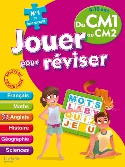 JOUER POUR REVISER - DU CM1 AU CM2 9-10 ANS