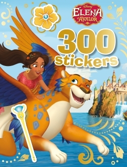ELENA OF AVALOR, 300 STICKERS