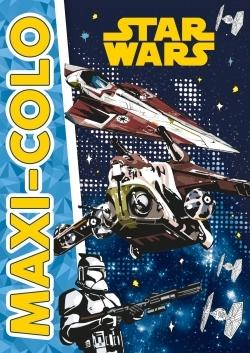 VAISSEAUX, STAR WARS, MAXI COLO