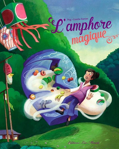 AMPHORE MAGIQUE