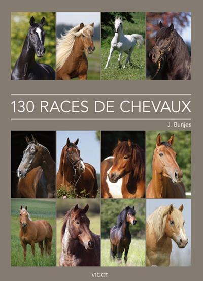 130 RACES DE CHEVAUX