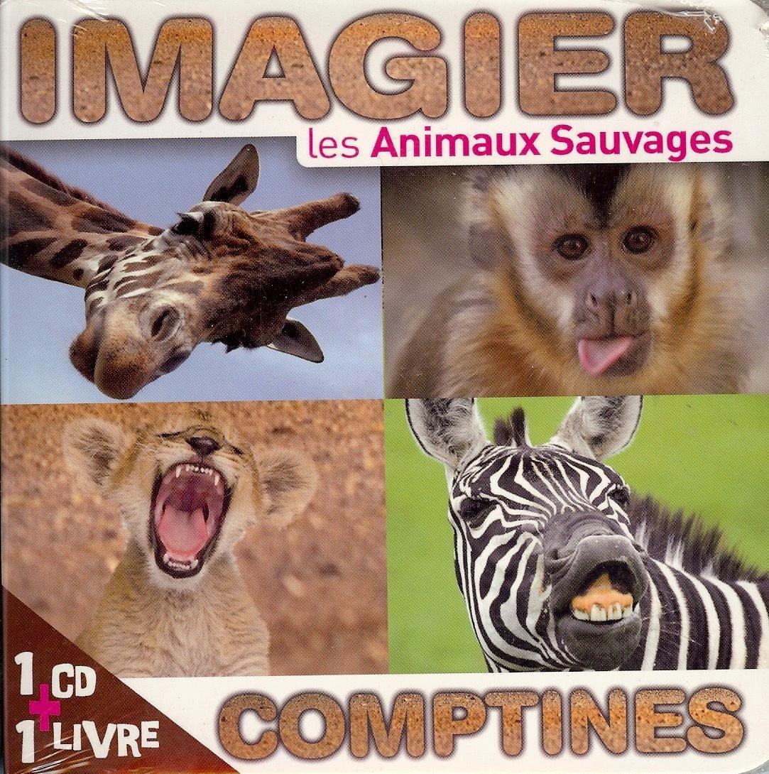 IMAGIER LES ANIMAUX SAUVAGES