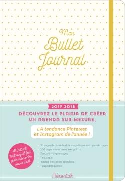 MON BULLET JOURNAL MEMONIAK 2017-2018