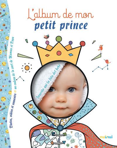 L'ALBUM DE MON PETIT PRINCE