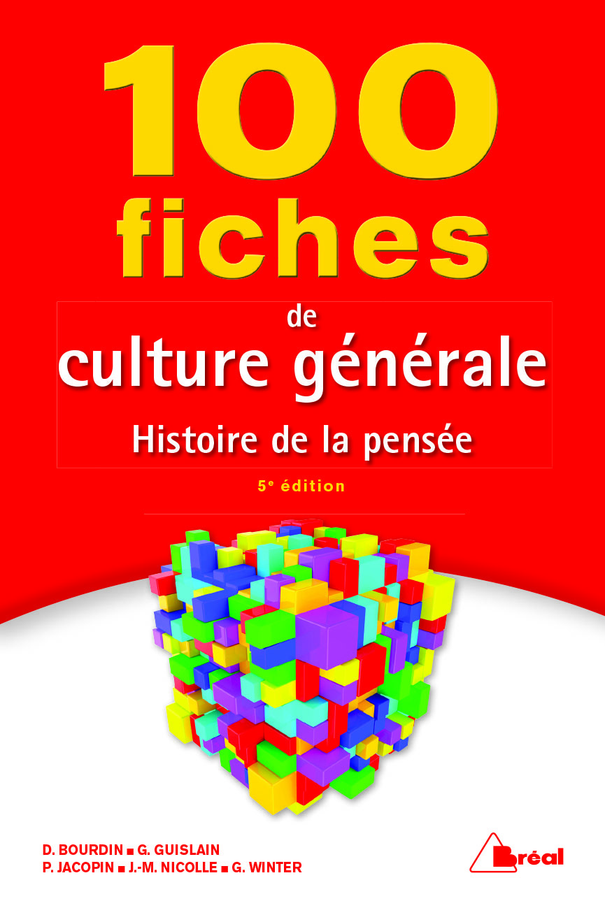 100 FICHES DE CULTURE GENERALE 5 EDITION