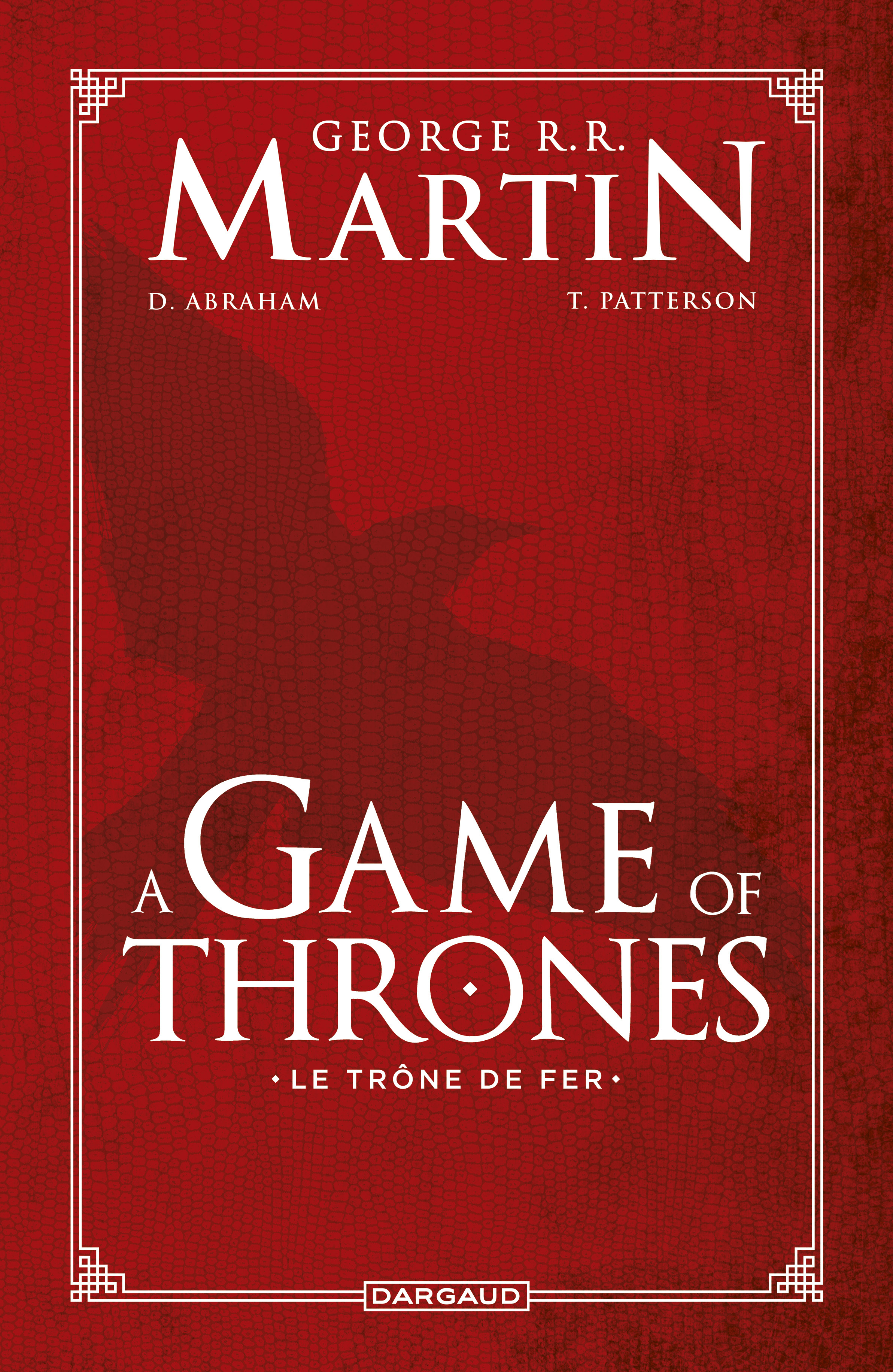 A GAME OF THRONES-INTEGRALE GAME OF THRONES-INTEGRALE