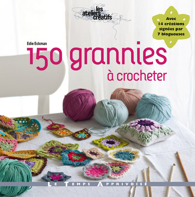 150 GRANNIES A CROCHETER