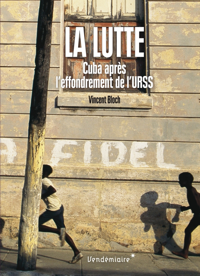 LA LUTTE - CUBA APRES L'EFFONDREMENT DE L'URSS