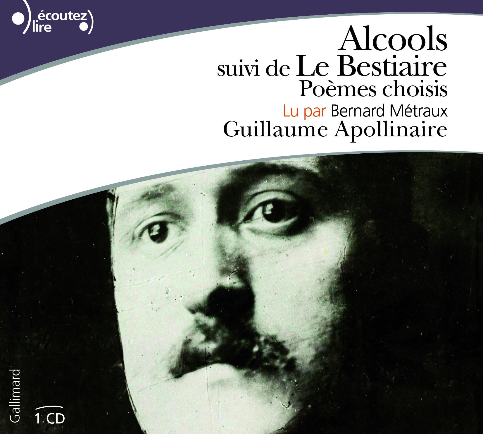 ALCOOLS CD (POEMES CHOISIS)