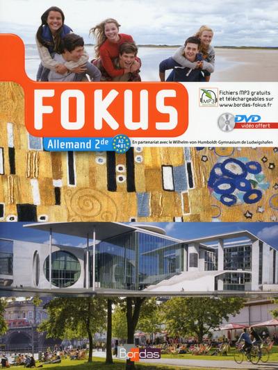 FOKUS 2DE MANUEL   DVD 2014