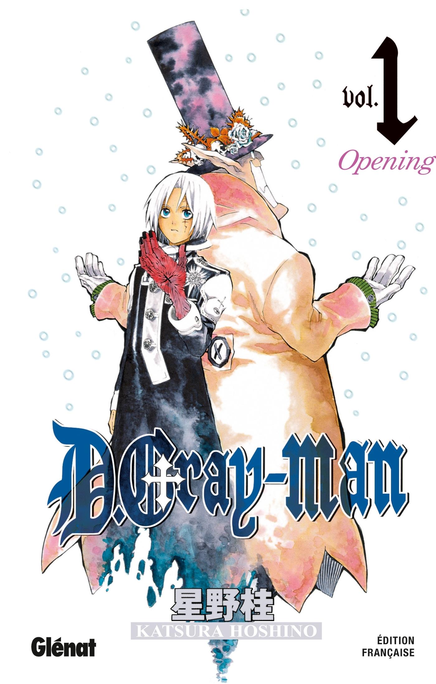 D.GRAY-MAN - EDITION ORIGINALE - TOME 01