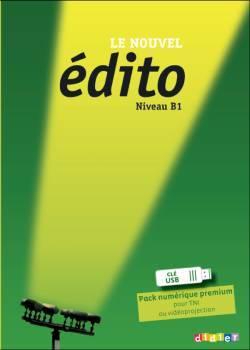 EDITO NOUVELLE EDITION B1 ESPAGNE - PACK NUMERIQUE CLE USB