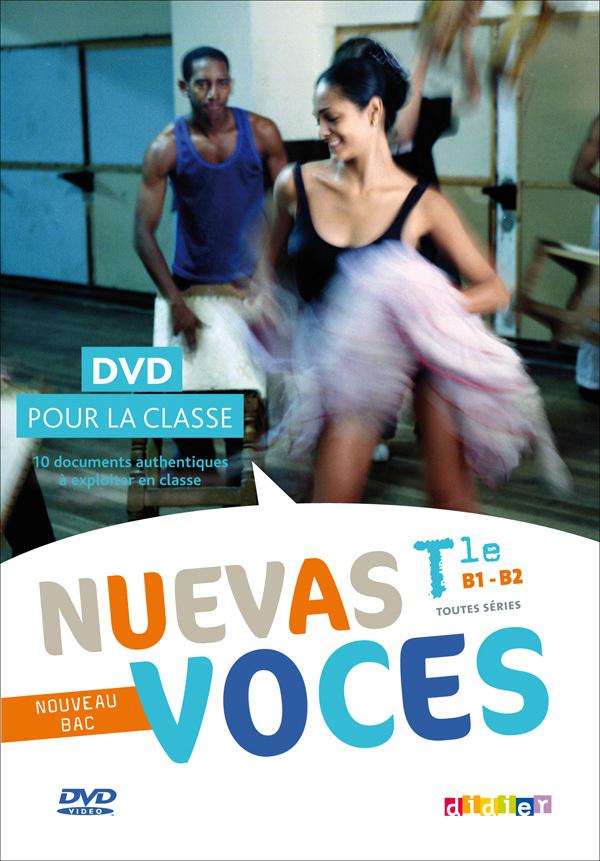 NUEVAS VOCES TLE - DVD CLASSE