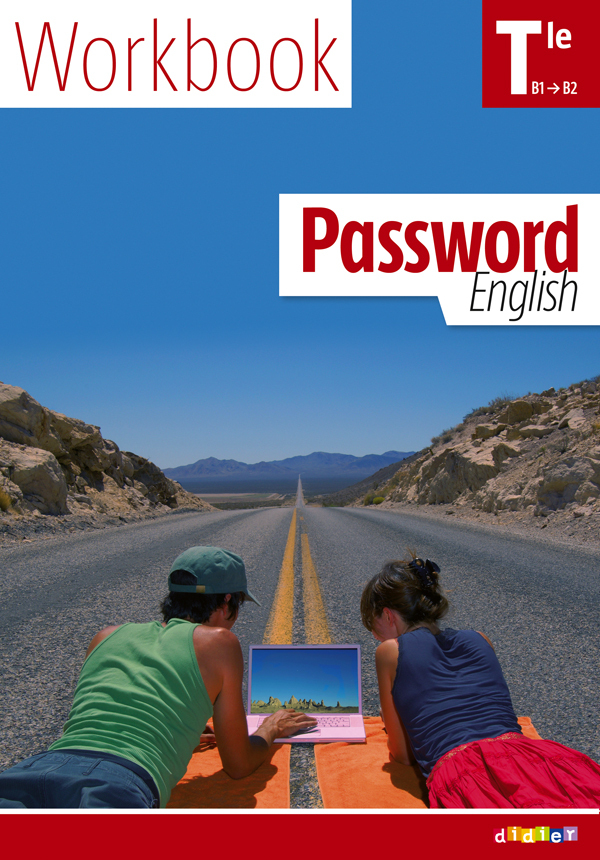 PASSWORD ENGLISH TLE - WORBOOK (CAHIER D'ACTIVITES)