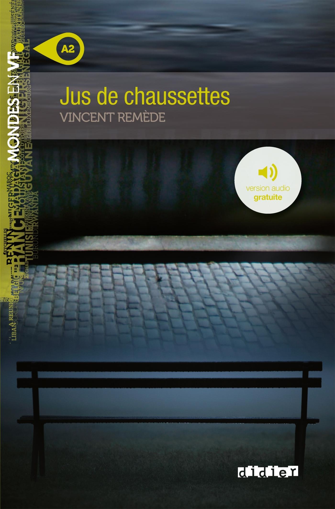 JUS DE CHAUSSETTES NIV. A2 - LIVRE + MP3
