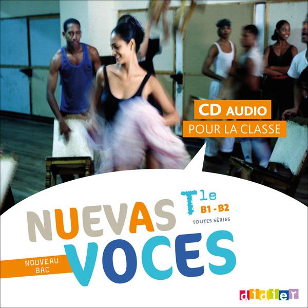 NUEVAS VOCES TLE - COFFRET 2 CD CLASSE