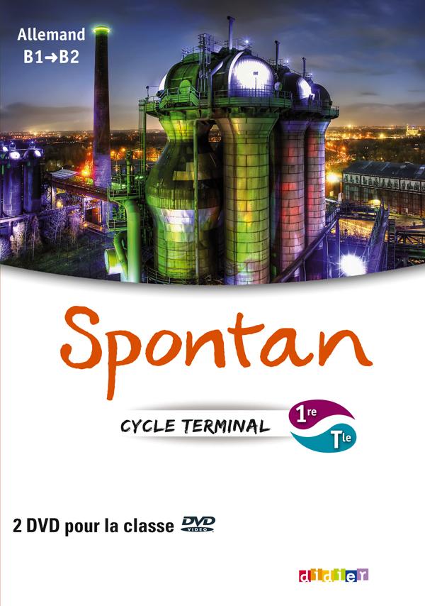 SPONTAN 1RE/TLE - B1/B2 - 2 DVD CLASSE