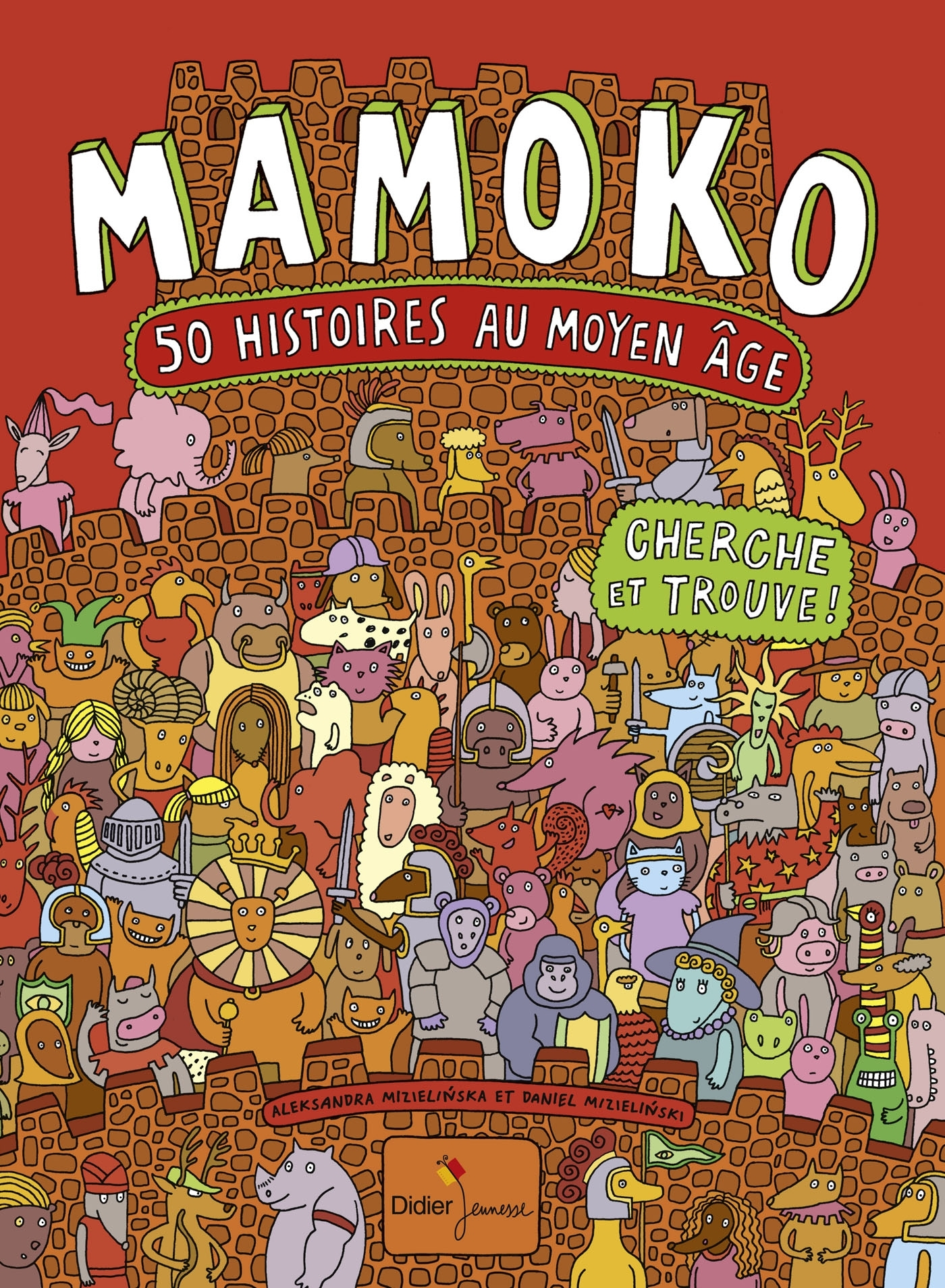 MAMOKO, 50 HISTOIRES AU MOYEN AGE