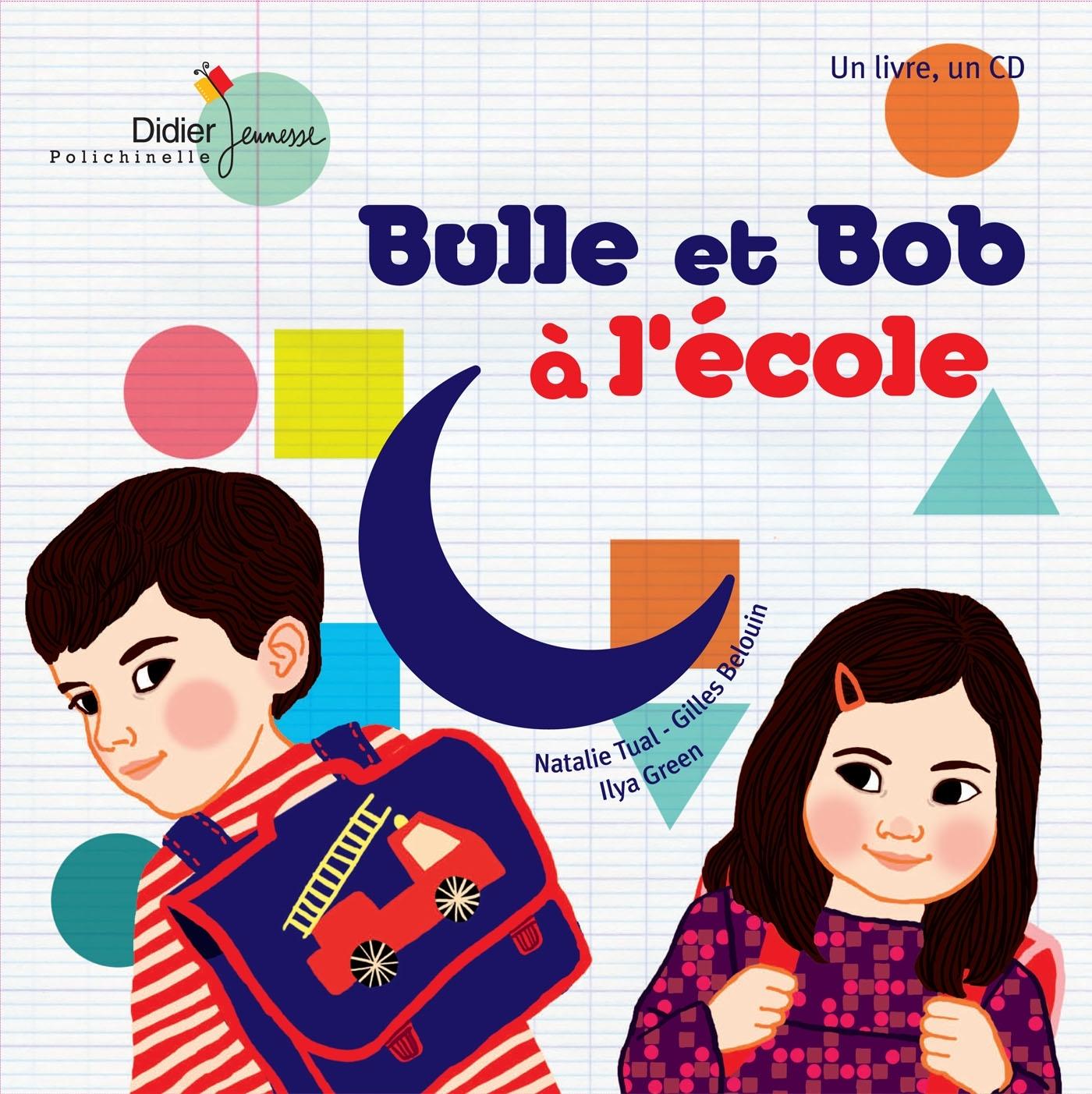 BULLE ET BOB A L'ECOLE