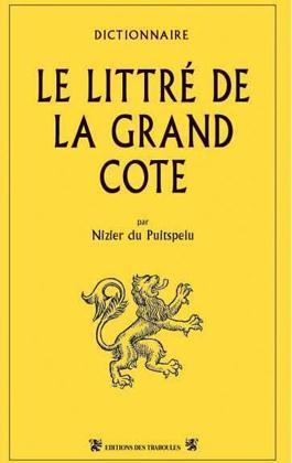 LITTRE DE LA GRAND'COTE