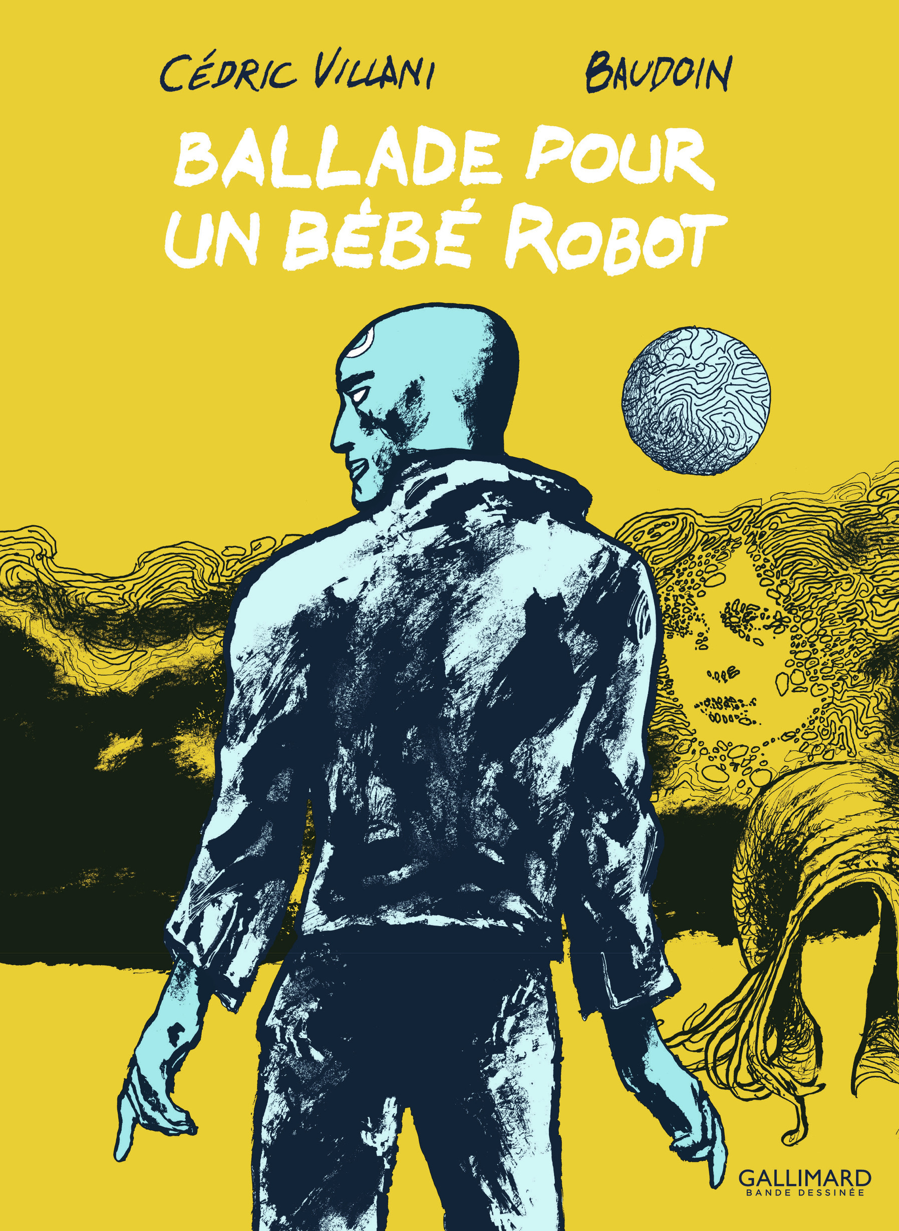 BALLADE POUR UN BEBE ROBOT