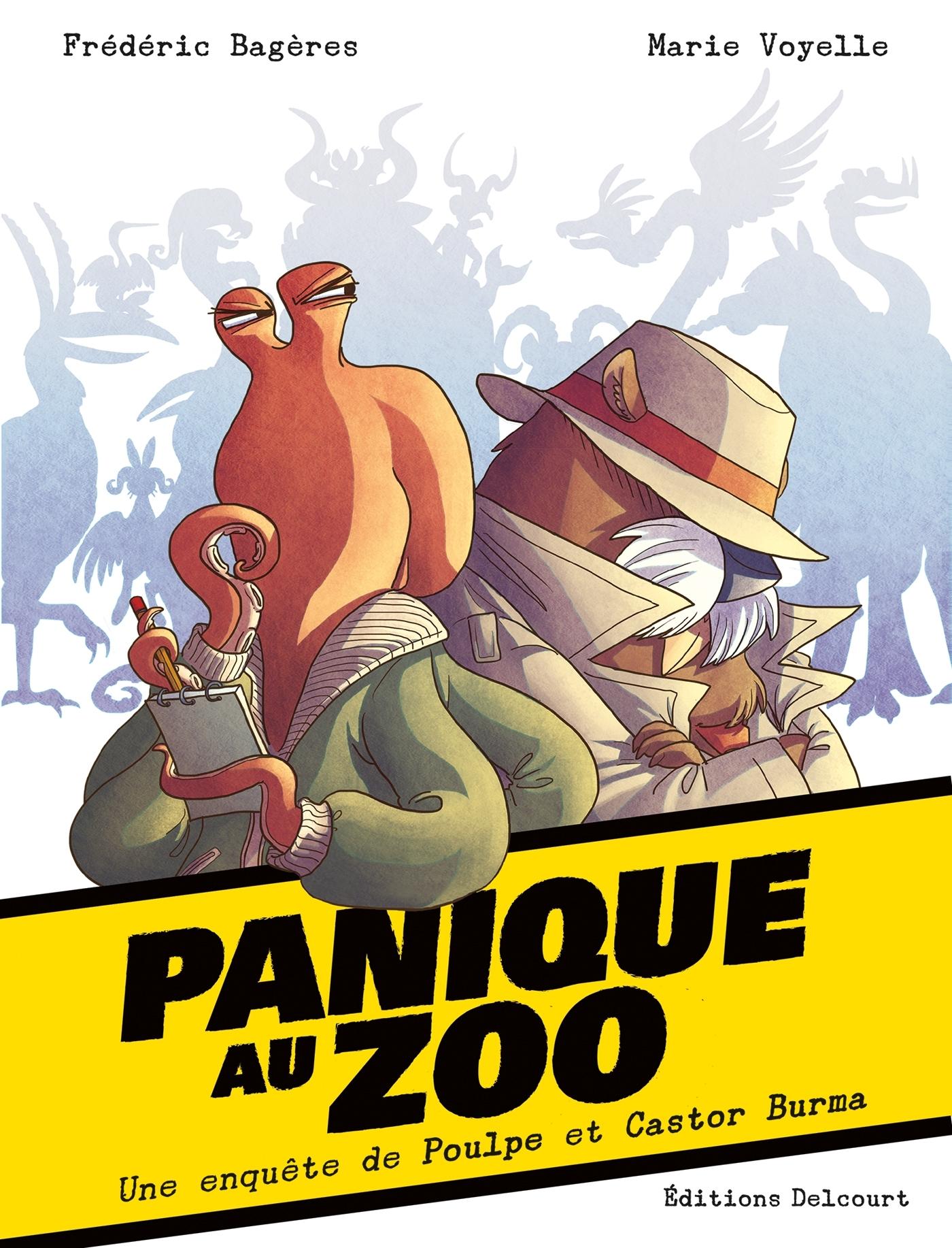 PANIQUE AU ZOO