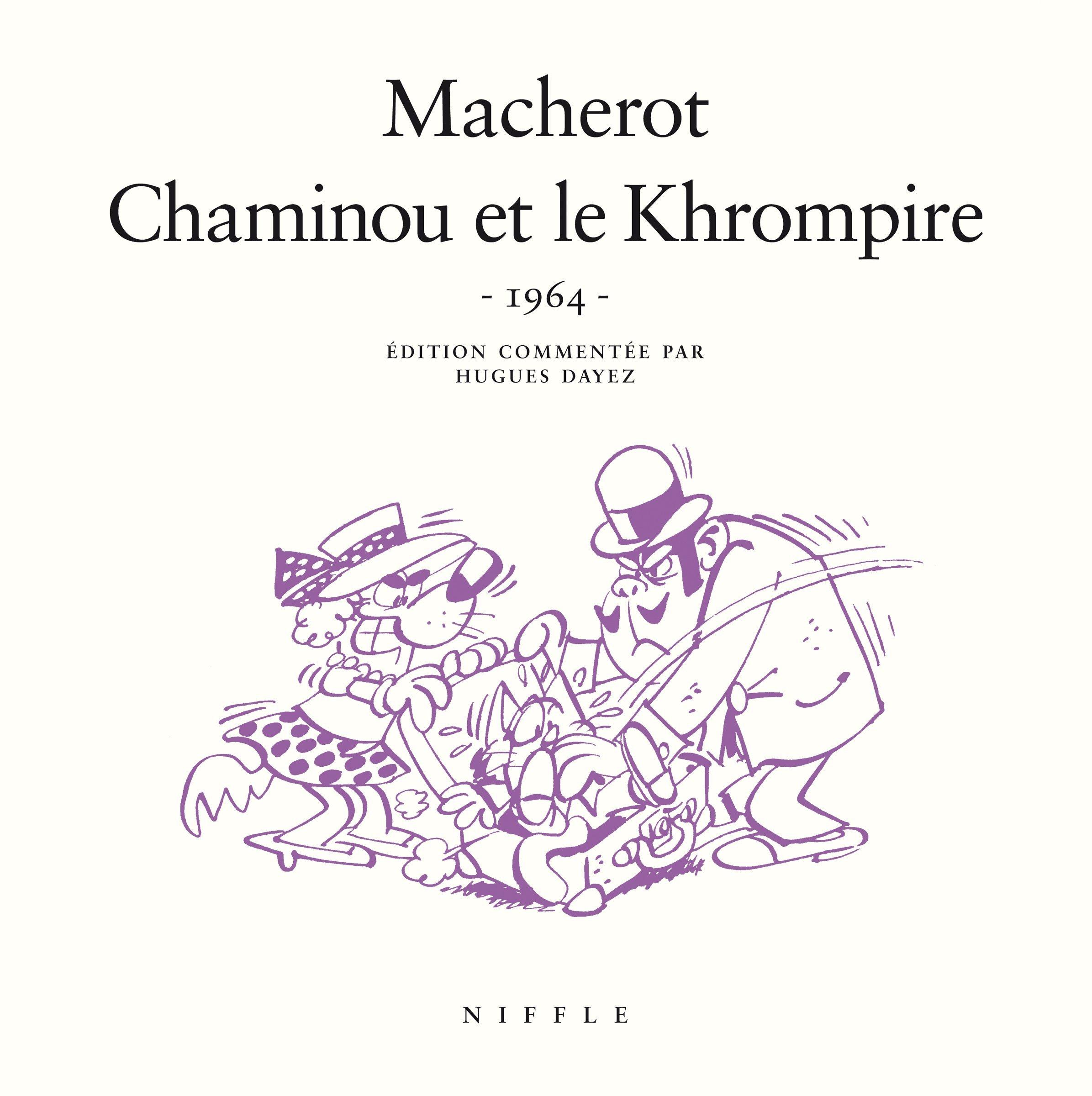 T1 - 50/60 CHAMINOU ET LE KHROMPIRE