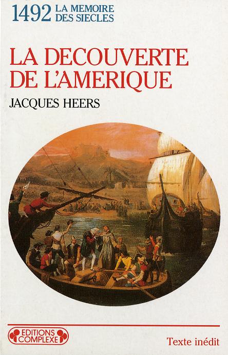 1492  LA DECOUVERTE DE L AMERIQUE