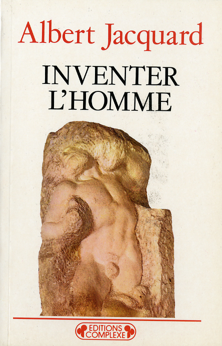 INVENTER L'HOMME