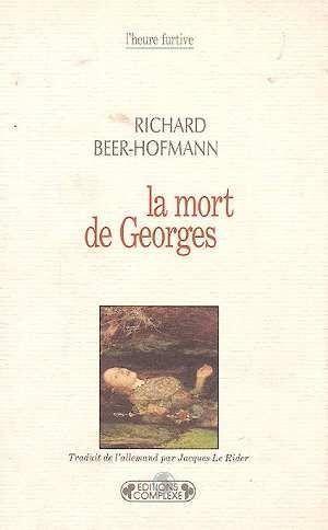 LA MORT DE GEORGES