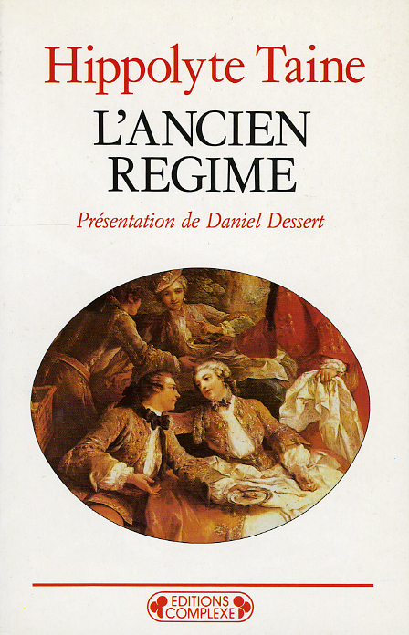 L'ANCIEN REGIME