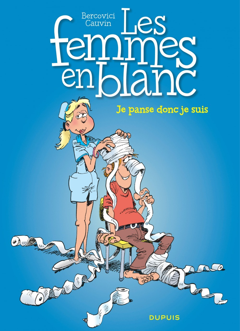 LES FEMMES EN BLANC T20 JE PANSE DONC JE SUIS