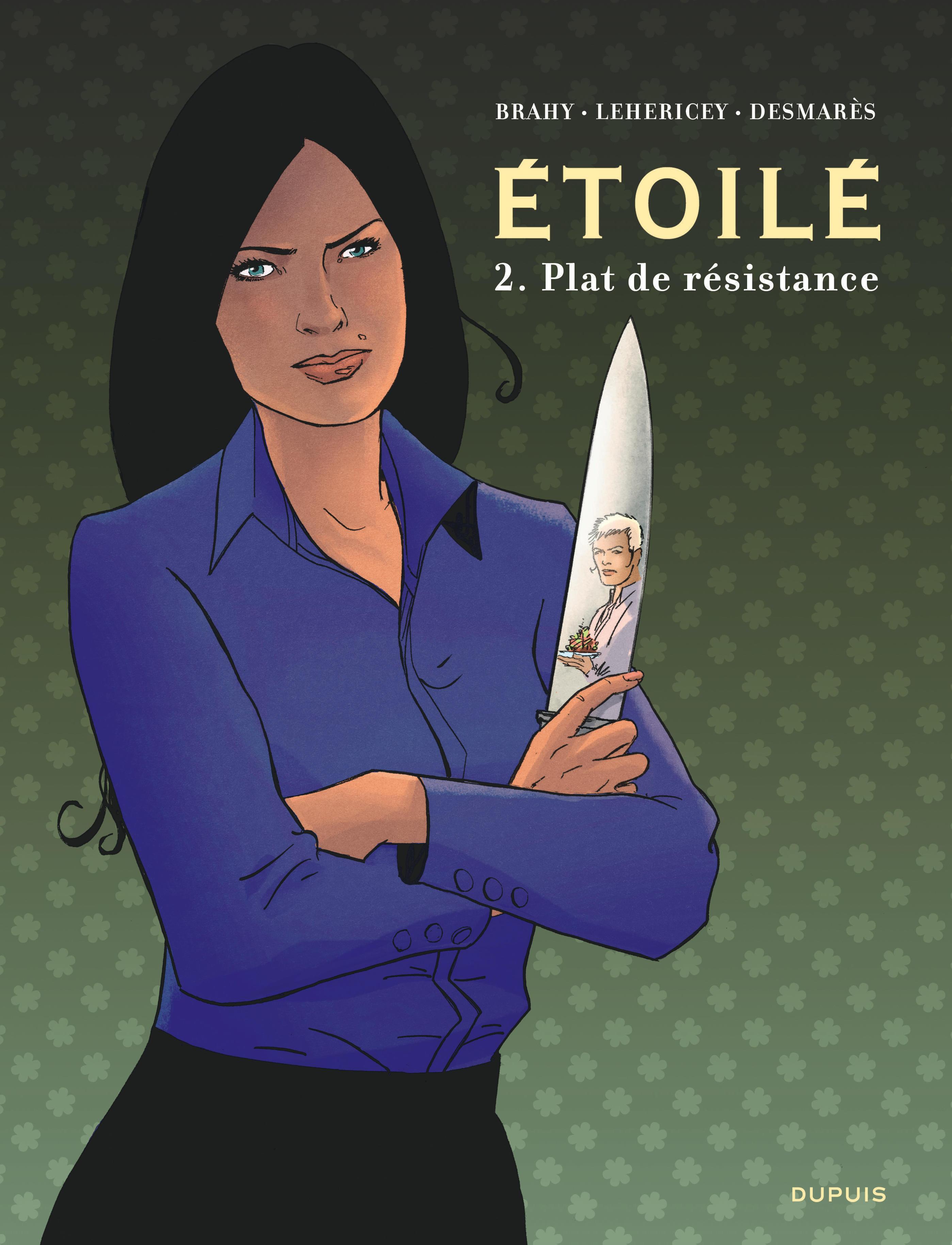 ETOILE - TOME 2 - PLAT DE RESISTANCE